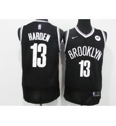 Brooklyn Nets #13 Shabazz Napier Association White Swingman Jersey