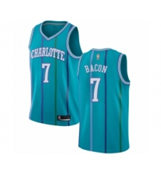 Charlotte Hornets #7 Dwayne Bacon NEWCity Edition Swingman Jersey